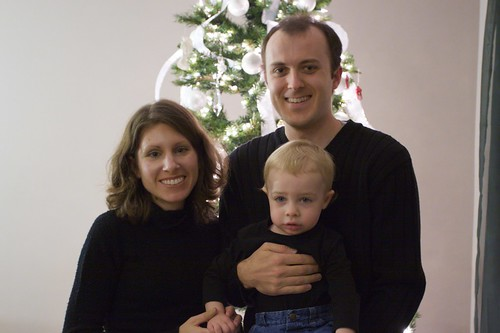Melissa, Rob, & Logan