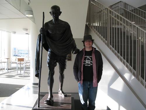 Gandhi & Me