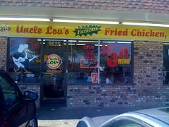 Uncle Lou's exterior.