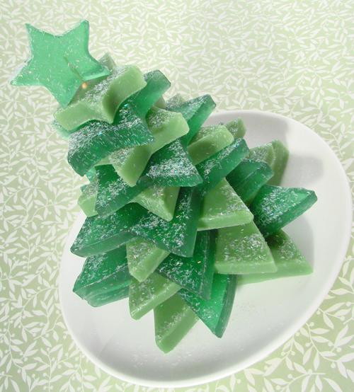 A Christmas Soap