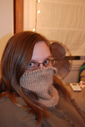 Cream Tea Cowl