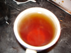 Cup of Darjeeling Tea