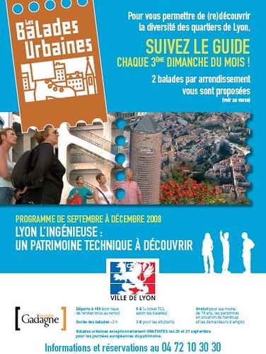 Balades Urbaines : Lyon, l'ingénieuse 3112581687_3db77f5190