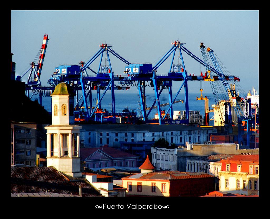 Puerto Valparaíso  (terminal pacifico sur - TPS)