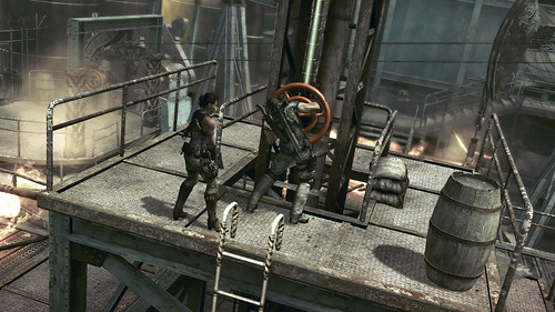 Resident Evil 5 juego