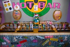 tijuana flats hot sauce bar