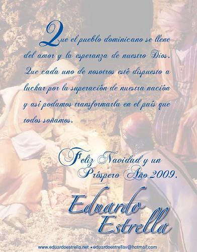 Feliz Navidad y Próspero 2009