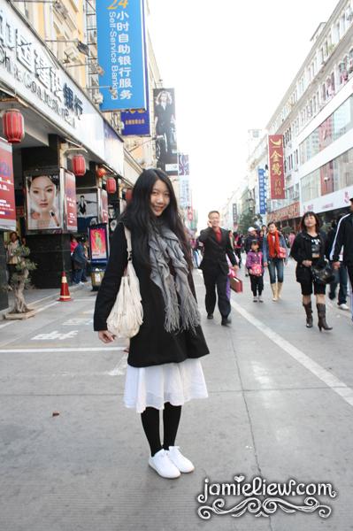 xiamen, zhong shan lu