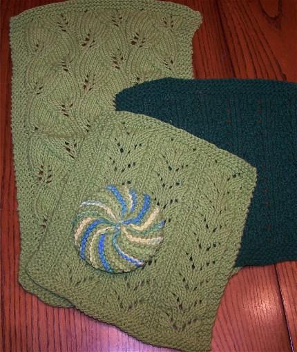 Farmhouse Kitchen Knitted Dishcloth: The World's Best Photos Of Washrag