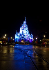 Desolate Streets Lead to a Magical ICICLE Castle (Tom.Bricker) Tags: santa christmas vacation architecture night america photoshop landscape orlando nikon holidays raw december florida tripod disney mickey christmaslights disneyworld christmasdecorations mickeymouse santaclaus characters nikkor wdw dslr waltdisneyworld figment magical iconic themepark waltdisney afterhours wdi lakebuenavista imagineering colorsaturation disneyresort nikondslr disneypictures nikkor18200mmvrlens yearofamilliondreams disneychristmas nikond40 photoshopcs3 december2008 disneypics afterhoursphotography disneyholidays waltdisneyworldchristmas waltdisneyimagineering disneyworldchristmas wedenterprises winter2008 christmas2008 castledreamlights holidays2008 wdwfigment tombricker vacationkingdom wdwchristmas vacationkingdomoftheworld disneyworldpictures waltdisneyworldpictures iciclecastle cinderellacastleicicledreamlights disneywinter