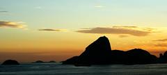 Sugar Loaf, Rio de Janeiro (LucasJLD) Tags: city travel sunset summer brazil sky beach nature water rio brasil riodejaneiro de janeiro sugar loaf sugarloaf