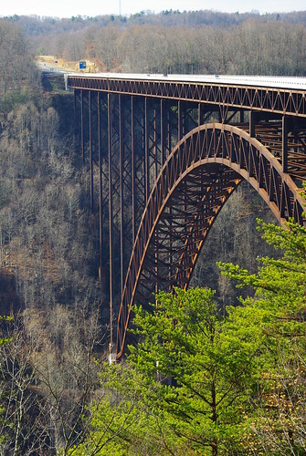 New River Gorge Arch