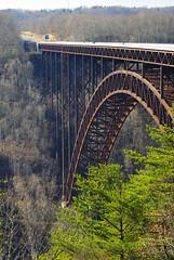 New River Gorge Arch (llnesinthesand) Tags: bridge arch pentax wv westvirginia newrivergorgebridge newriver newrivergorge us19 k200d pentaxk200d explorewinnersoftheworld bestcapturesaoi tripleniceshot
