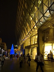 Central World - Merry X'mas & Happy New Year 2009 (1)