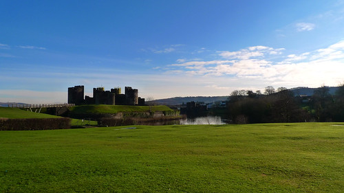 2008 Review: Caerphilly Castle