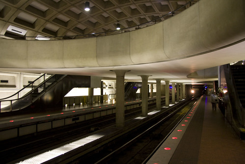 The Pentagon City Metro Station