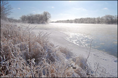 Freezing River