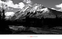 Mt. Kidd (justpedalhard) Tags: canada calgary kananaskis alberta lightroom kananaskiscountry canadianrockies highway40 ef1740mmf4l canonllens mtkidd canonrebelxti400d michaellogatoc adobelightroomlr