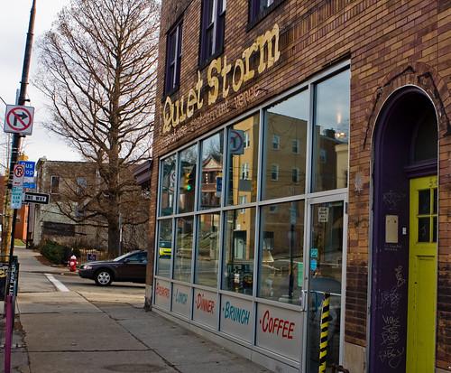 Quiet Storm Cafe