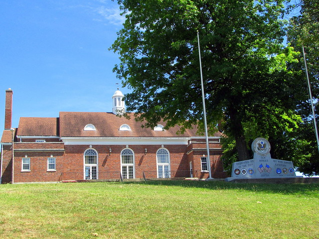 Dickson War Memorial Building