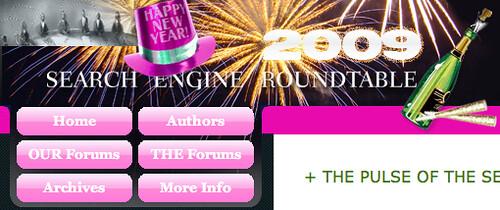 SERoundtable.com & New Years 2009