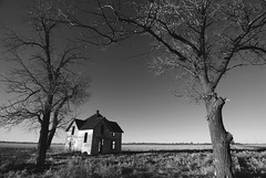 Homestead (Wavy1) Tags: trees bw house black abandoned us colorado hero winner homestead 50 rockyford swink lajunta walunt pfogold tokina1116mm