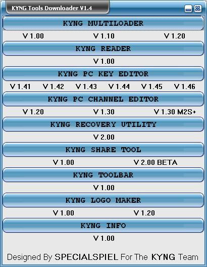kyng multiloader v1 41