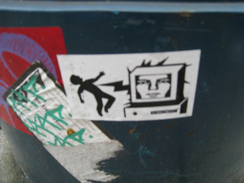 SF Street Sticker