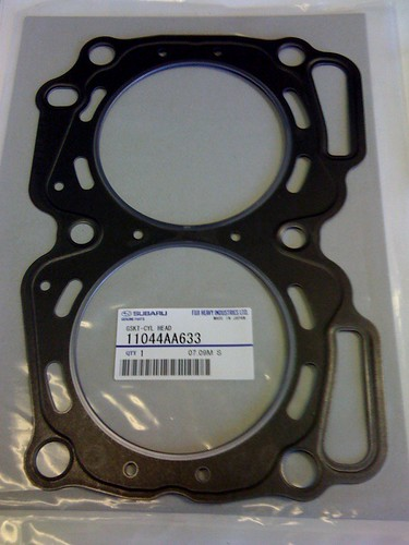 The Subaru Updated 2nd Generation Head Gasket