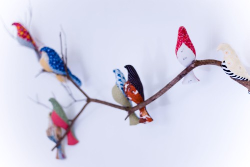 bird branch for baby's room 4