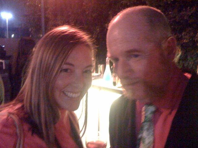 Me & John Chase love pink