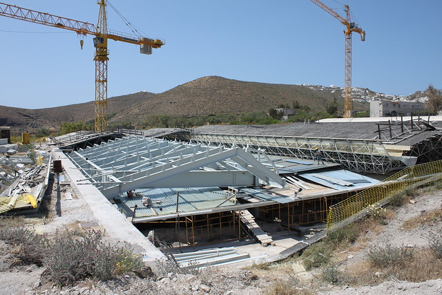 Work Progress in April 2010