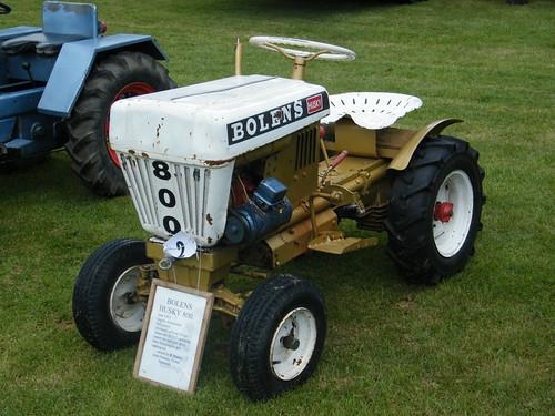 1963 Bolens Husky 800 Garden Tractor - a photo on Flickriver