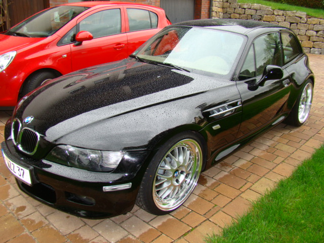 M54B30 Z3 Coupe | Jet Black | Beige - Coupe CartelCoupe Cartel