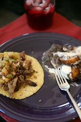 Duck carnitas (smashz) Tags: duck tacos carnitas confit