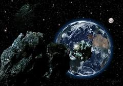 Météors (Arts'moonika (Ø) ZZZzzzzz....) Tags: lune stars apocalypse 666 terre cosmos espace étoiles 2012 planète météorites armaguedon météors