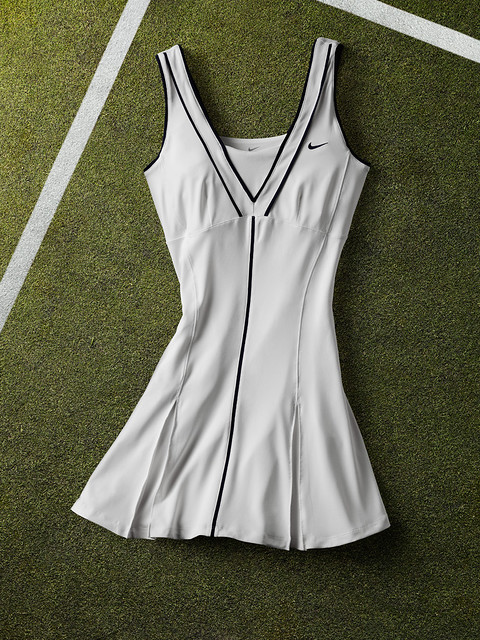 Wimbledon 2011: Serena Williams Nike Outfit