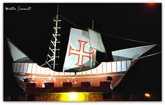 Caravela (Walter Scaranto) Tags: barcos noturna caravela cananeia brasilemimagens