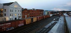 DSC_0028 (jreidfive) Tags: railroad point virginia downtown norfolk trains warehouse southern roanoke sr focal