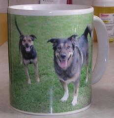 Dog-Mug