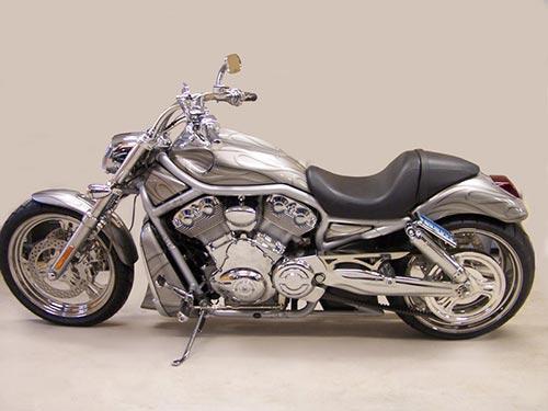 Customized Harley Davidson 2003 100th Anniversary V-Rod Motorcycle,motorcycle, sport motorcycle, classic motorcycle, motorcycle accesorys