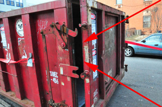 Dumpster Open