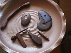 tools for ceramics (Cory.Lum) Tags: woodwork soda woodworking fired cocobolo sodakiln festool corylum rosanjin handmadetools ceramictools kaneshigetoyo myhandmadeceramictools yakimonoodougu shobaidougu  cocobolokoteorrib cocobolorib