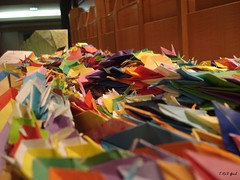 1000 paper Crane (Shaima82_4) Tags: color japan ship crane nippon 20 maru swy swy20
