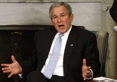 Bush and Tusk, 3.10.08  2