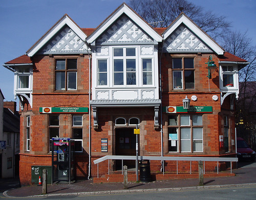 Ruthin Post office