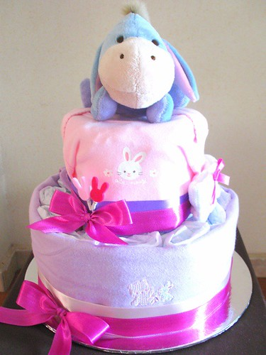 Dream Meadows Diaper Cake