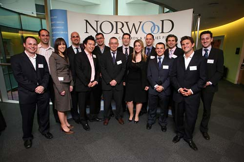Young Norwood - 2007 - YN Lawyers Reception