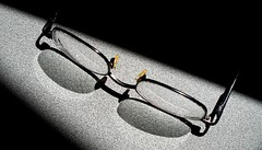 Eyeglasses in Sunlight