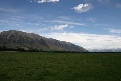 Mt. Hutt, Central Canterbury, NZ.